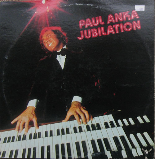 Albumcover Paul Anka - Jubilation