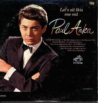 Albumcover Paul Anka - Let´s Sit This One Out