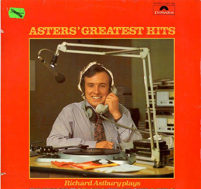 Albumcover Various GB-Artists - Asters Graetest Hits