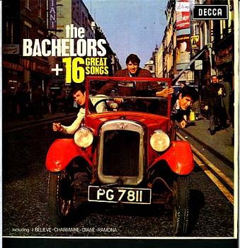 Albumcover The Bachelors - The Bachelors + 16 Great Songs