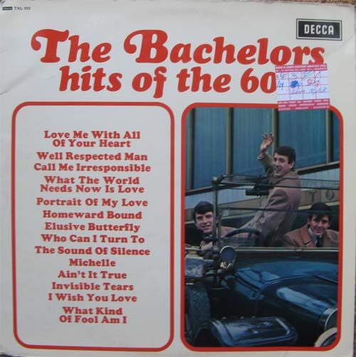 Albumcover The Bachelors - Hits of the 60s