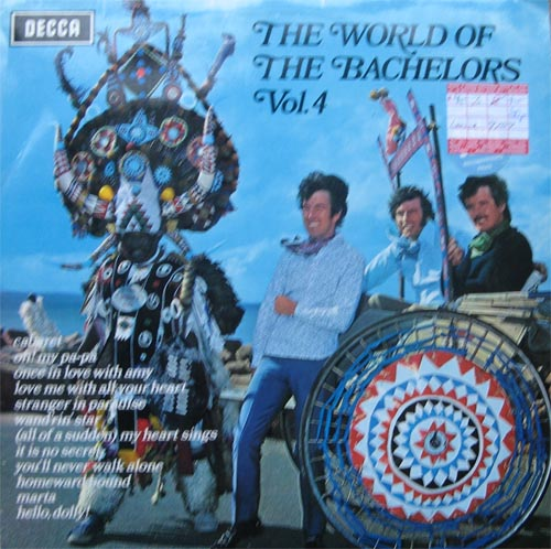 Albumcover The Bachelors - The World of The Bachelors Vol. 4