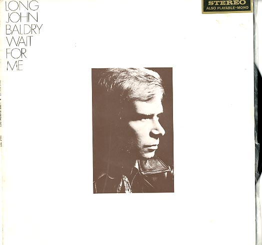 Albumcover Long John Baldry - Wait For Me