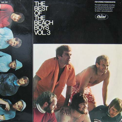 Albumcover The Beach Boys - The Best of The Beach Boys Vol. 3