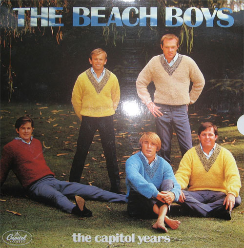 Albumcover The Beach Boys - The Capitol Years (Rec. 3 )