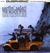 Cover: Beach Boys, The - Surfin´ Safari