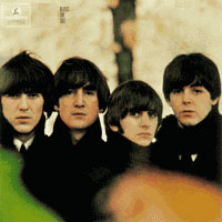 Albumcover The Beatles - Beatles For Sale