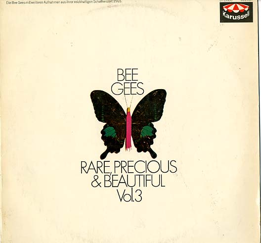 Albumcover The Bee Gees - Rare, Precious & Beautiful Vol. 3