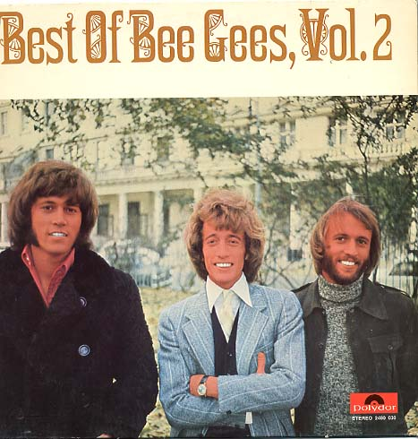 Albumcover The Bee Gees - Best Of Bee Gees Vol. 2