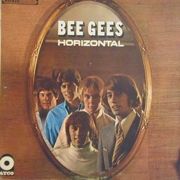 Albumcover The Bee Gees - Horizontal