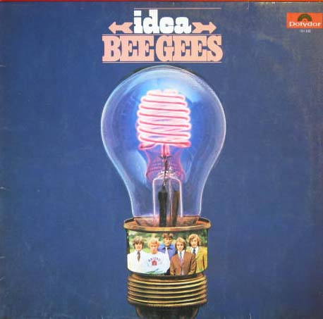 Albumcover The Bee Gees - Idea