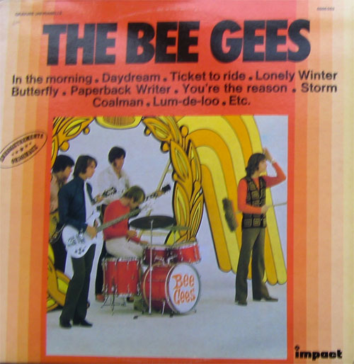 Albumcover The Bee Gees - The Bee Gees