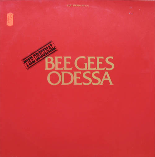Albumcover The Bee Gees - Odessa (DLP)