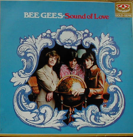 Albumcover The Bee Gees - Sound of Love