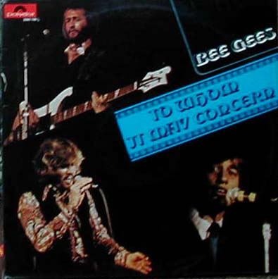 Albumcover The Bee Gees - To Whom It May Concern