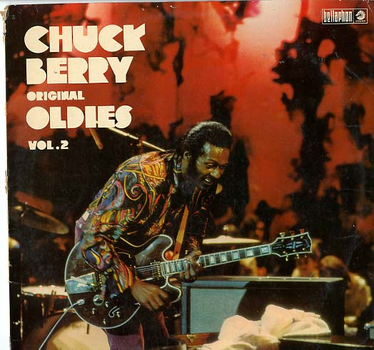 Albumcover Chuck Berry - Original Oldies Vol. 2