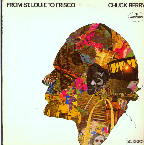 Albumcover Chuck Berry - From St. Louis To Frisco