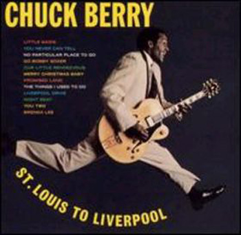 Albumcover Chuck Berry - St. Louis To Liverpool