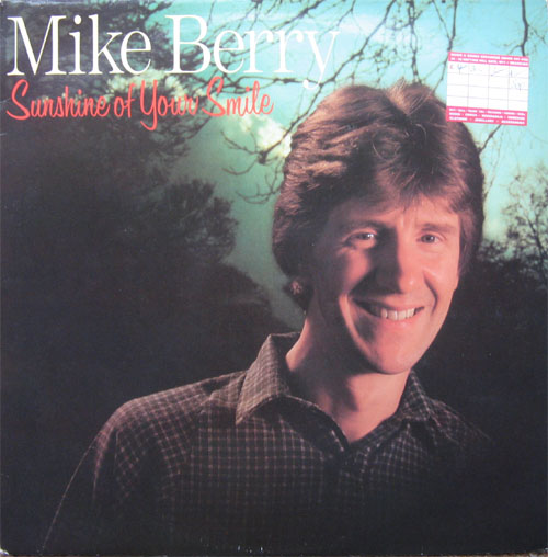 Albumcover Mike Berry - Sunshine of your Smile