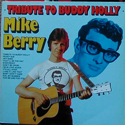 Albumcover Mike Berry - Tribute To Buddy Holly