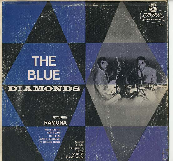Albumcover Blue Diamonds - The Blue Diamonds
