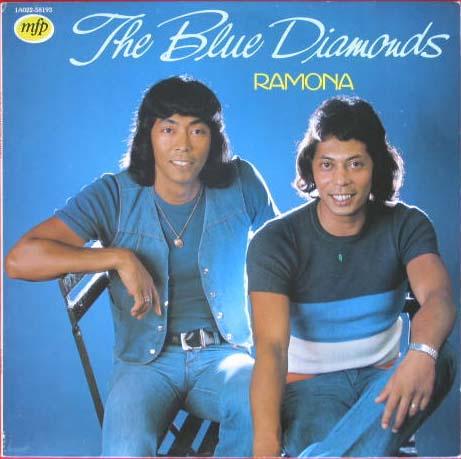 Blue Diamonds Sukiyaki Summer Love