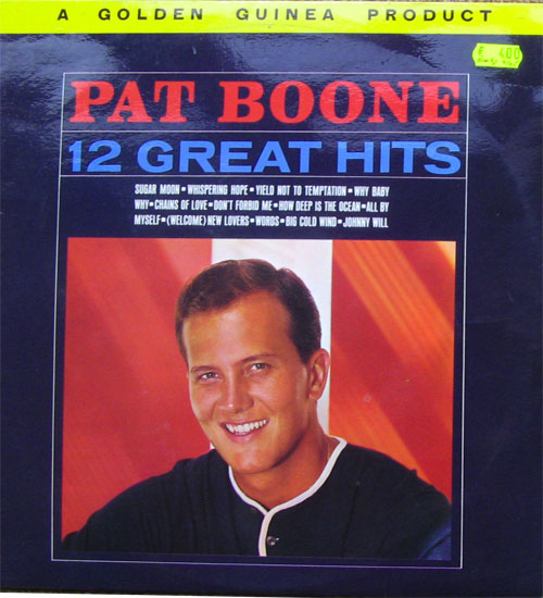 Albumcover Pat Boone - 12 Great Hits