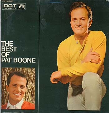 Albumcover Pat Boone - The Best Of Pat Boone