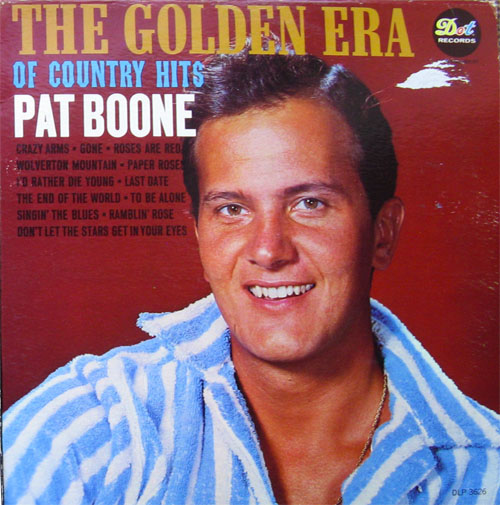 Albumcover Pat Boone - The Golden Era Of Country Hits