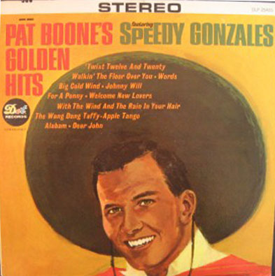 Albumcover Pat Boone - Pat Boone´s Golden Hits