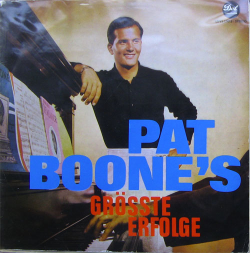 Albumcover Pat Boone - Pat Boones größte Erfolge