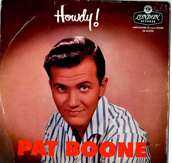 Albumcover Pat Boone - Howdy