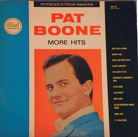 Albumcover Pat Boone - More Hits