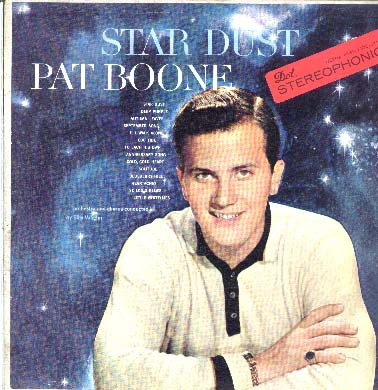 Albumcover Pat Boone - Stardust