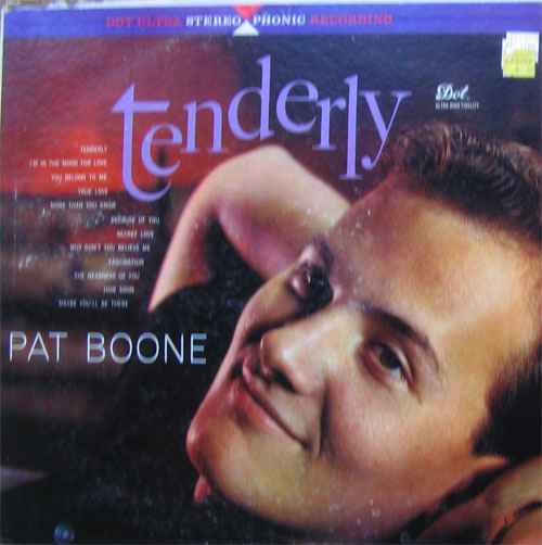 Albumcover Pat Boone - Tenderly (4th Anniversary Album)