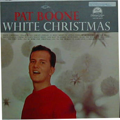 Albumcover Pat Boone - White Christmas