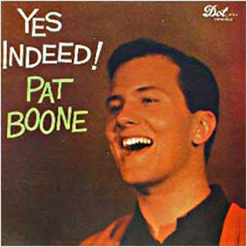 Albumcover Pat Boone - Yes Indeed