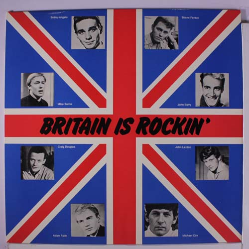 Albumcover Various GB-Artists - Britain Is Rockin