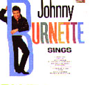 Cover: Burnette, Johnny - Sings Collectible Recordings
