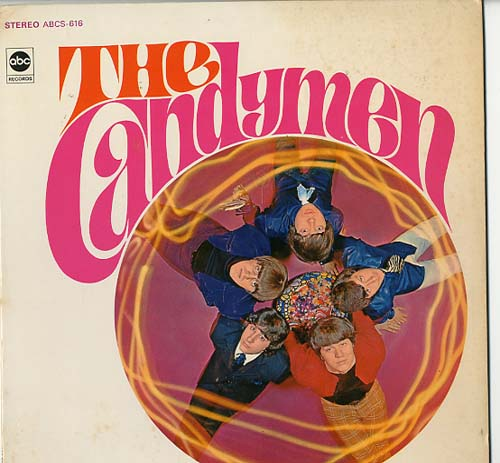 Albumcover The Candymen - The Candymen