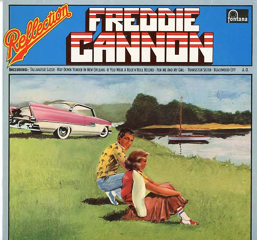 Albumcover Freddie Cannon - Reflection