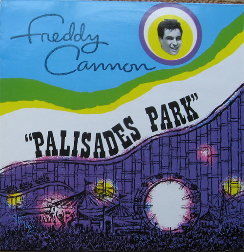 Albumcover Freddie Cannon - At Palisades Park,