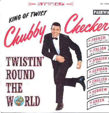 Albumcover Chubby Checker - Twistin´ Round The World