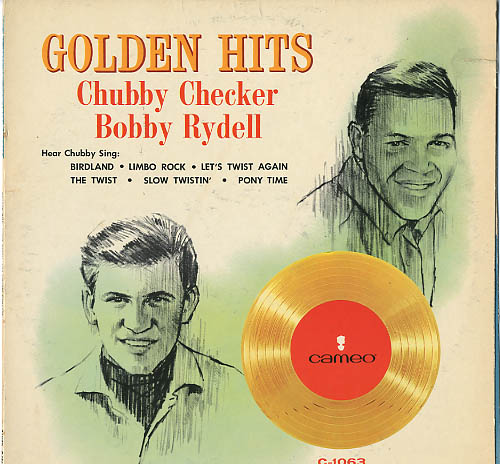 Albumcover Parkway / Wyncote  Sampler - Golden Hits - Chubby Checker and Bobby Rydell