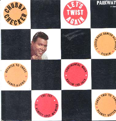 Albumcover Chubby Checker - Let´s Twist Again
