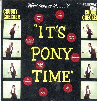 Albumcover Chubby Checker - It´s Pony Time