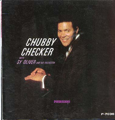 Albumcover Chubby Checker - With Sy Oliver