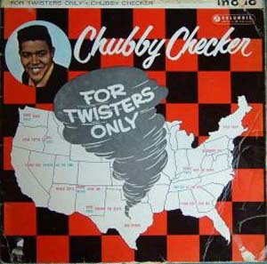 Albumcover Chubby Checker - For Twisters Only