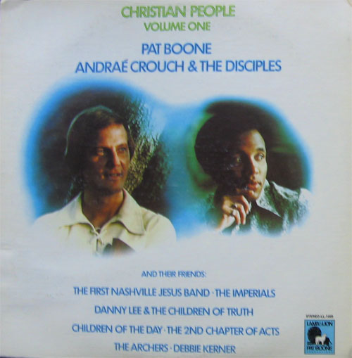 Albumcover Various Blues-Artists - Christian People Volume One