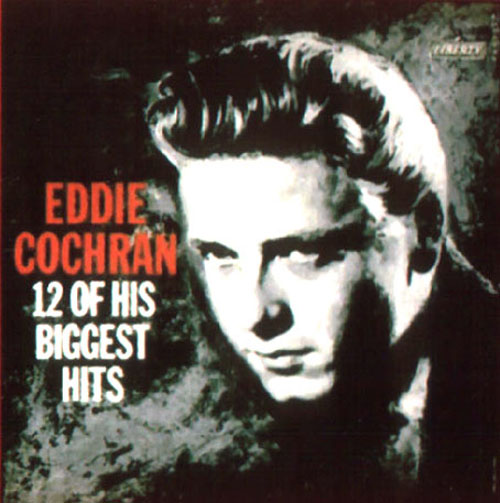 Albumcover Eddie Cochran - 12 0f His Biggest Hits
